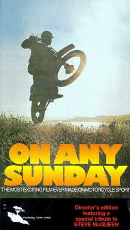 VHS Videos - On Any Sunday