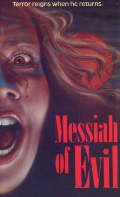 VHS Videos - Messiah Of Evil