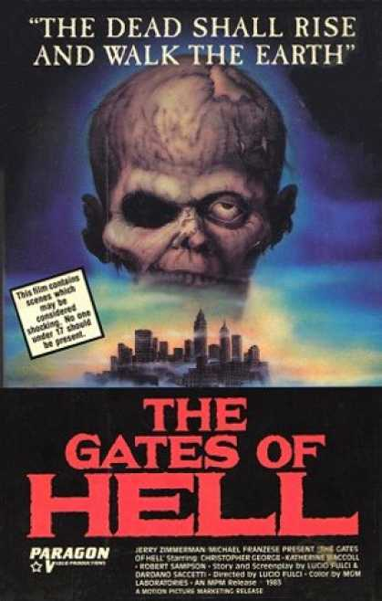 VHS Videos - Gates Of Hell