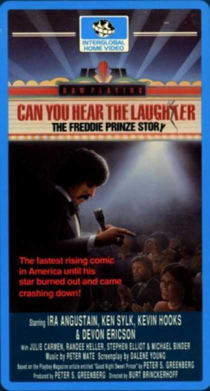 VHS Videos - Can You Hear the Laughter