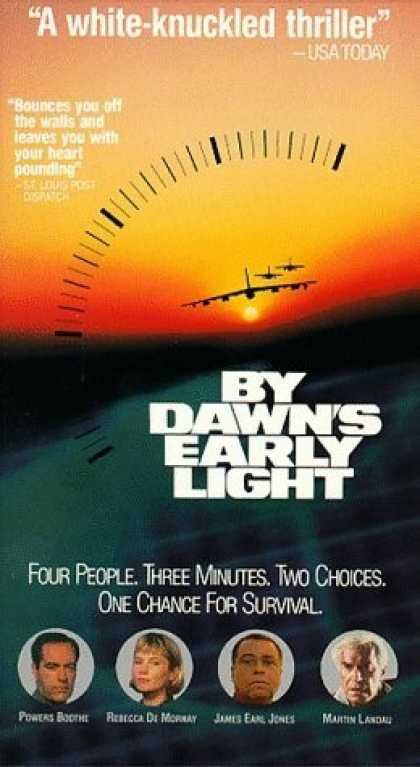 VHS Videos - By Dawn's Early Light