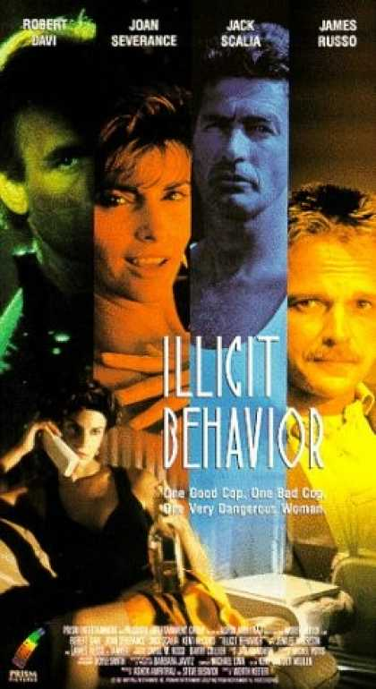 VHS Videos - Illicit Behavior
