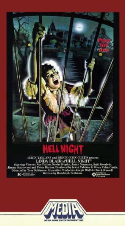 VHS Videos - Hell Night