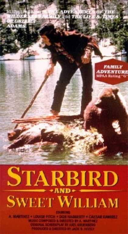 VHS Videos - Starbird and Sweet William