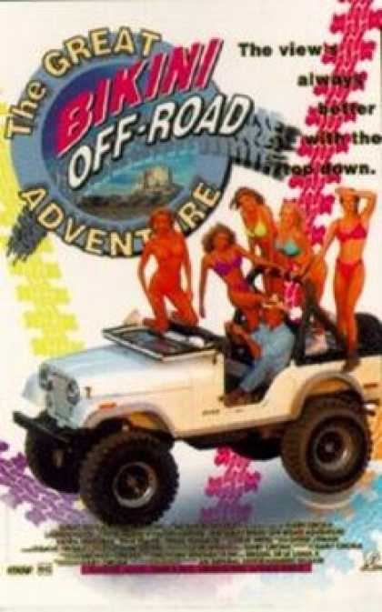 VHS Videos - Great Bikini Off-road Adventure