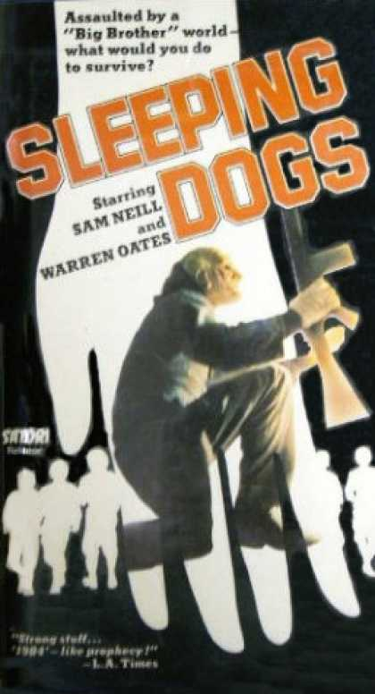VHS Videos - Sleeping Dogs