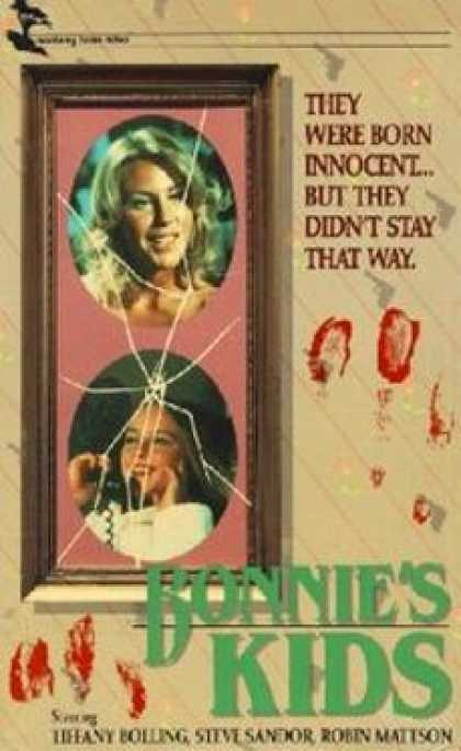 VHS Videos - Bonnie's Kids