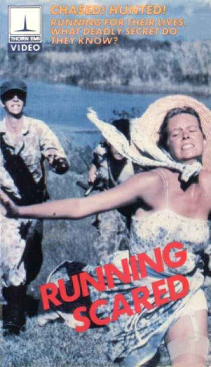 VHS Videos - Running Scared 1980 Thorn