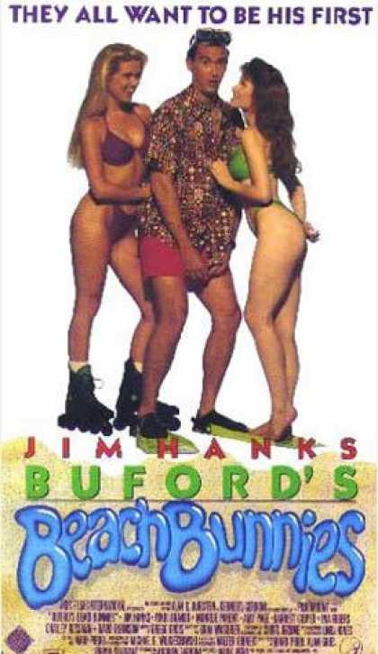 VHS Videos - Buford's Beach Bunnies