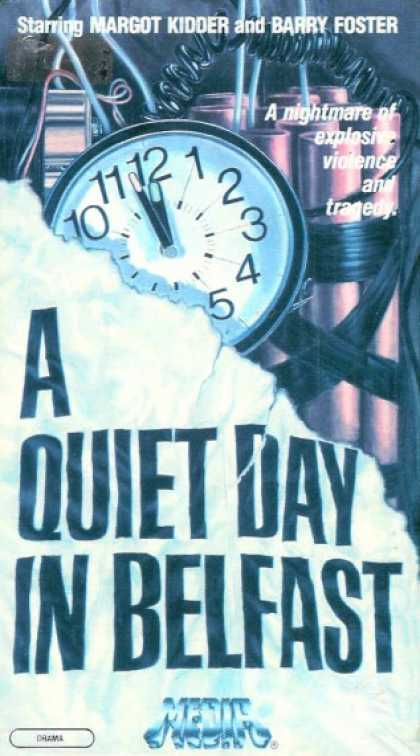 VHS Videos - Quiet Day in Belfast