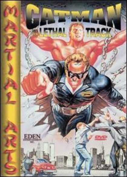 VHS Videos - Catman in Lethal Track