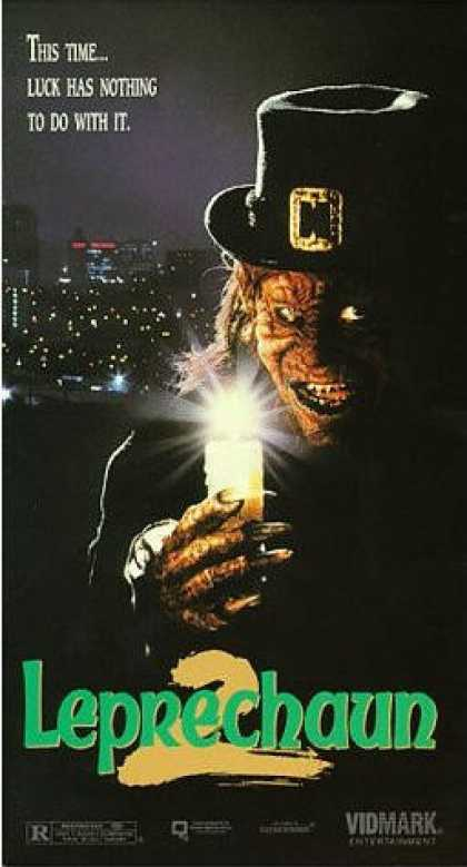VHS Videos - Leprechaun 2