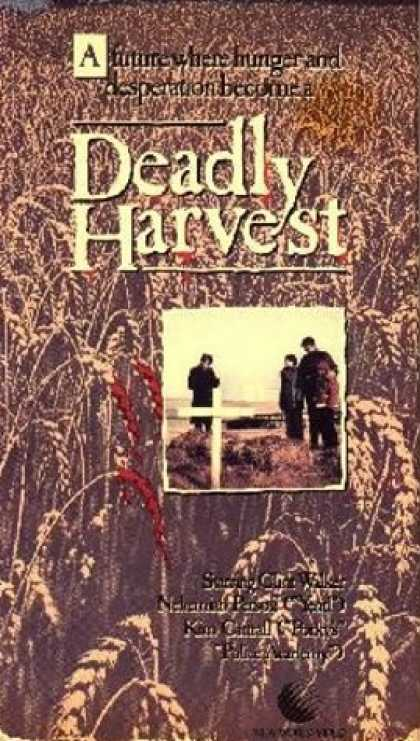 VHS Videos - Deadly Harvest