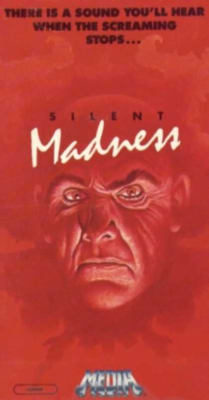 VHS Videos - Silent Madness