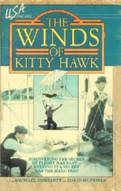 VHS Videos - Winds Of Kitty Hawk