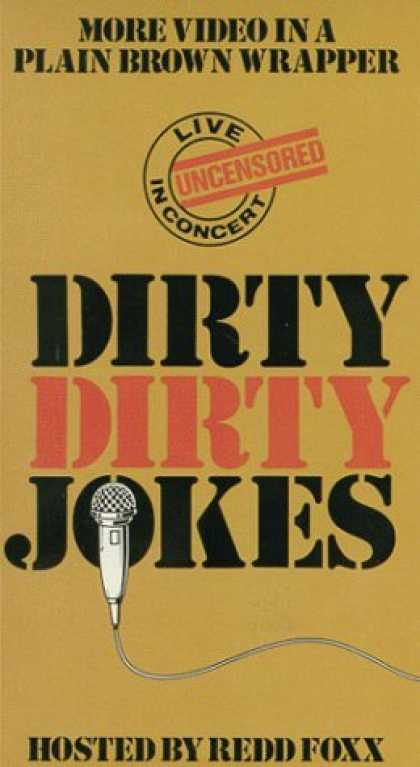 VHS Videos - Dirty Dirty Jokes