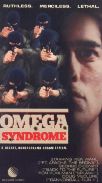 VHS Videos - Omega Syndrome