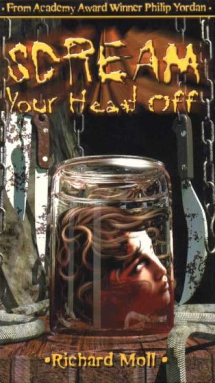 VHS Videos - Scream Your Head Off