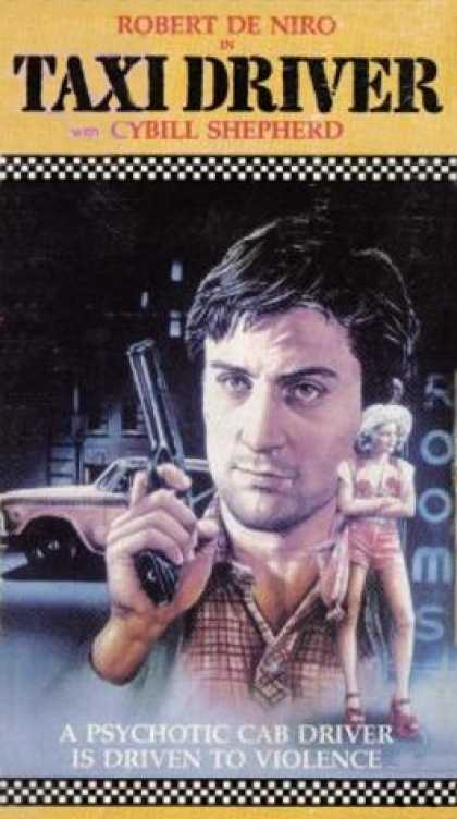 VHS Videos - Taxi Driver