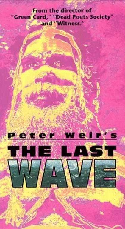 VHS Videos - Last Wave
