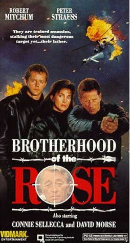 VHS Videos - Brotherhood Of the Rose