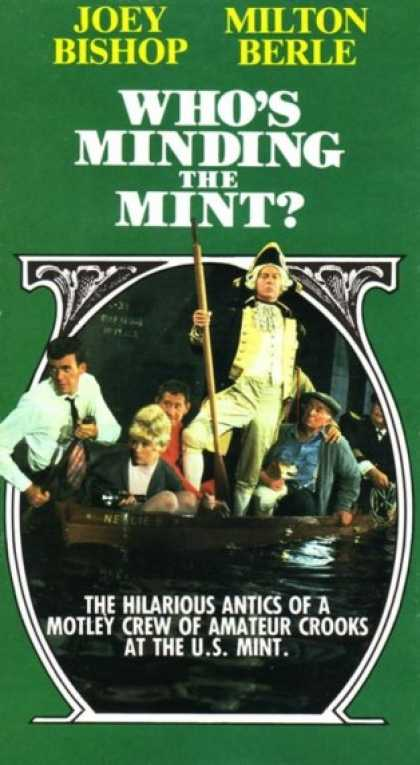 VHS Videos - Who's Minding the Mint
