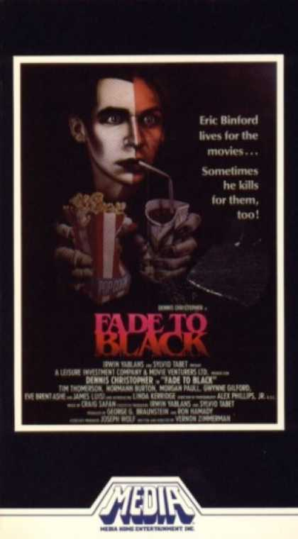 VHS Videos - Fade To Black 1981