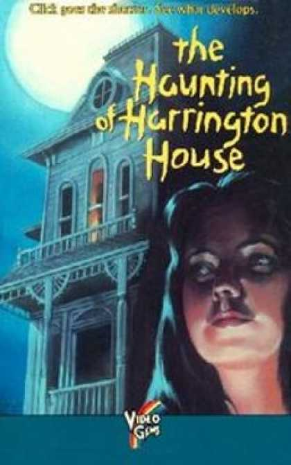 VHS Videos - Haunting Of Harrington House