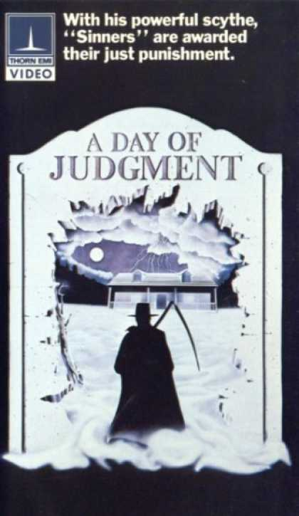 VHS Videos - Day Of Judgment Thorn