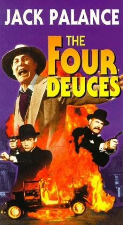 VHS Videos - Four Deuces United American