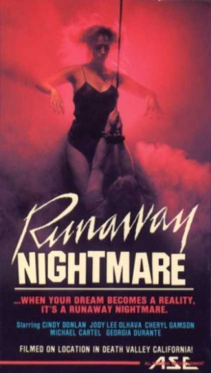 VHS Videos - Runaway Nightmare