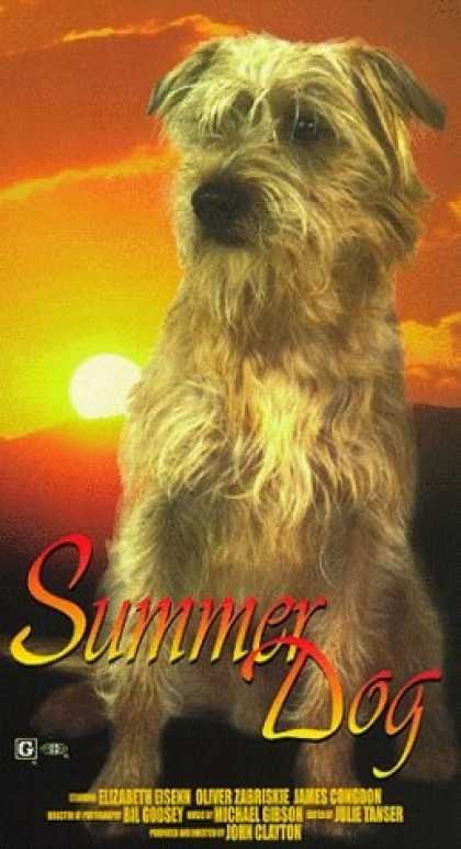 VHS Videos - Summer Dog United American