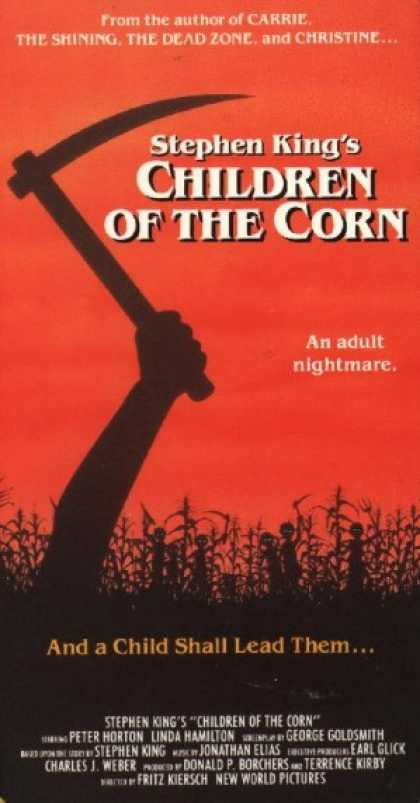 VHS Videos - Children Of the Corn