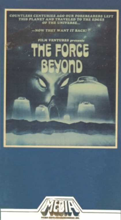 VHS Videos - Force Beyond