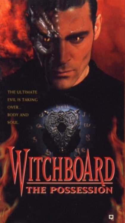 VHS Videos - Witchboard the Possession