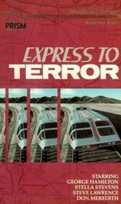 VHS Videos - Express To Terror
