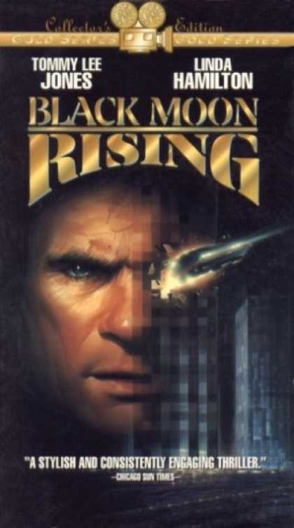 VHS Videos - Black Moon Rising