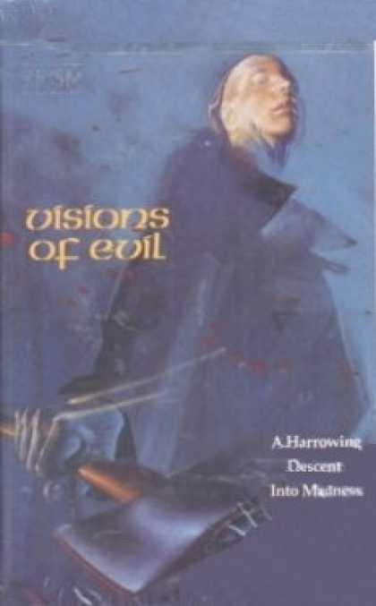 VHS Videos - Visions Of Evil Aka So Sad About Gloria