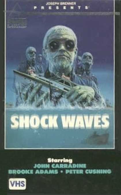 VHS Videos - Shock Waves