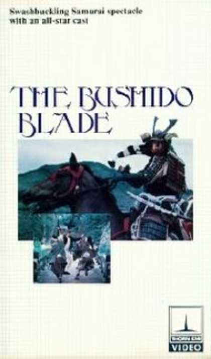 VHS Videos - Bushido Blade Thorn