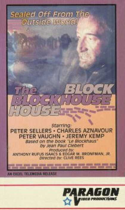 VHS Videos - Blockhouse