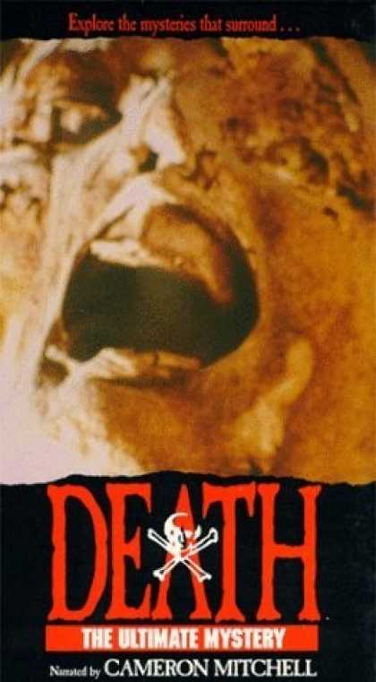 VHS Videos - Death the Ultimate Mystery