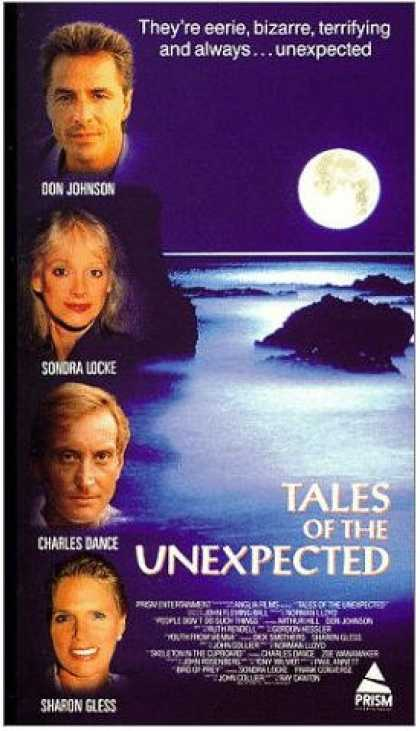 VHS Videos - Tales Of the Unexpected