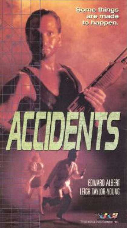 VHS Videos - Accidents