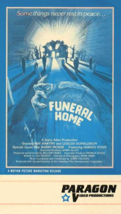 VHS Videos - Funeral Home