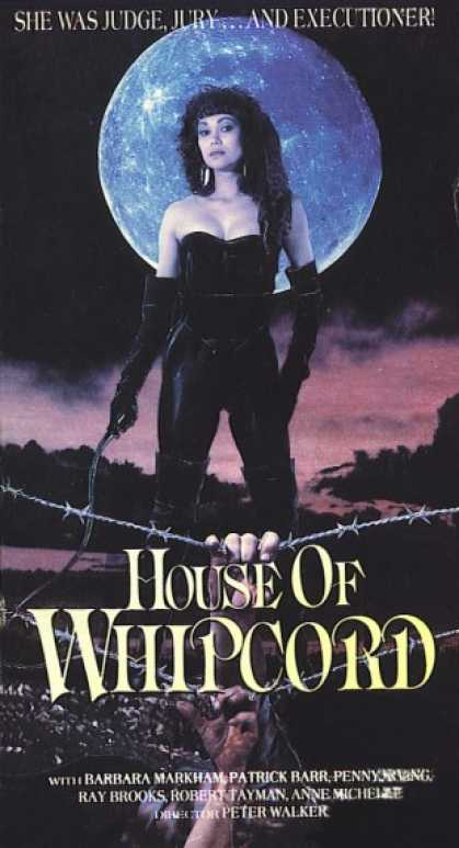 VHS Videos - House Of Whipcord American