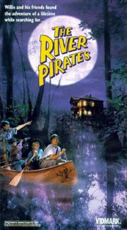 VHS Videos - River Pirates