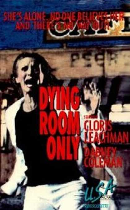 VHS Videos - Dying Room Only