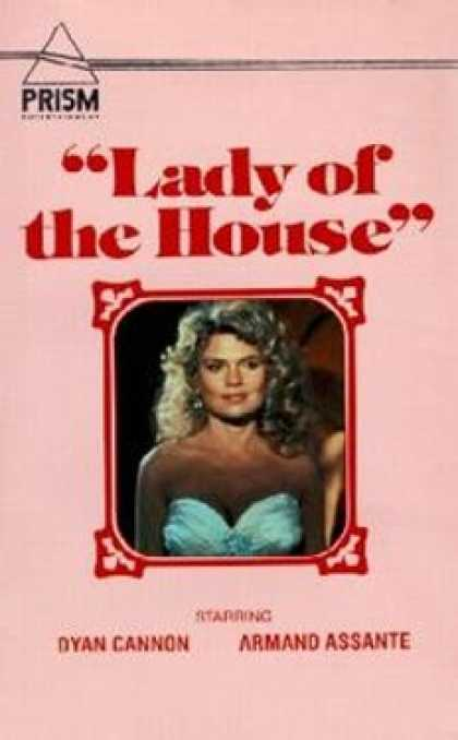VHS Videos - Lady Of the House