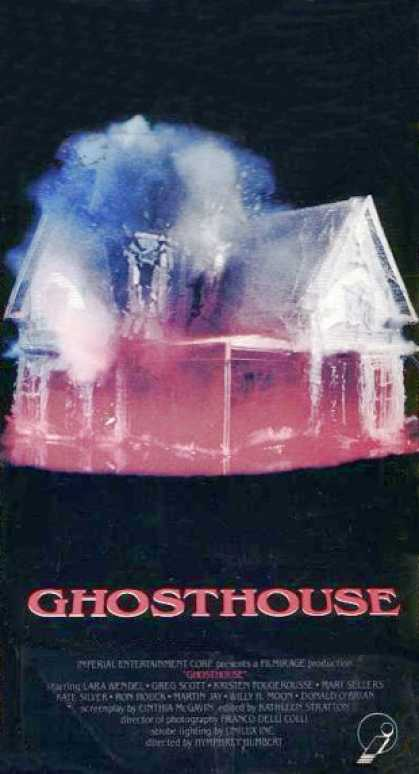 VHS Videos - Ghosthouse
